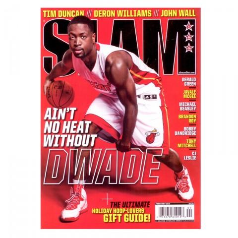 Купить  журнал slam февраль в магазинах Streetball - изображение 1 картинки