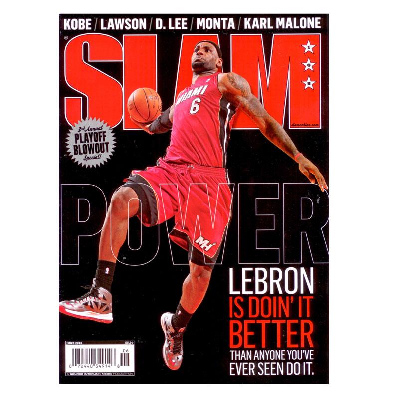 журнал slam июнь slam june 2013 - цена, описание, фото 1