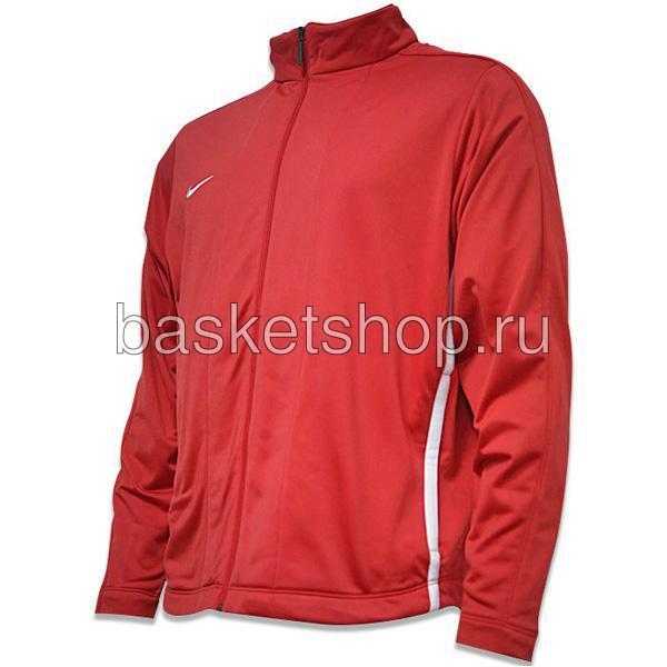 Куртка разминочнаяКуртки, пуховики<br>полиэфир<br><br>Цвет: красный<br>Размеры US: 3XL<br>Пол: Мужской