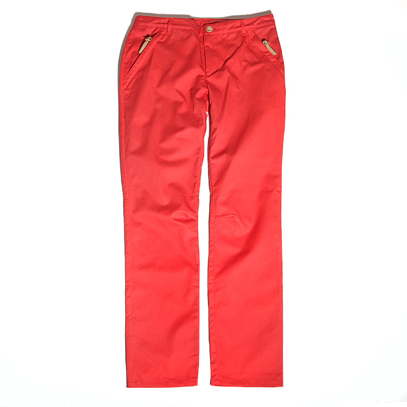 Брюки-чино ShadeБрюки и джинсы<br>100% хлопок<br><br>Цвет: красный<br>Размеры US: M<br>Пол: Мужской