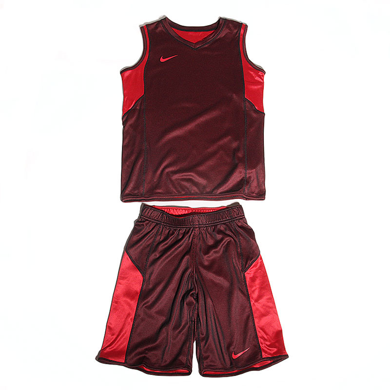 2b844f916864 детскую красную, черную баскетбольная форма basketbol reversivel 330900-614  - цена, описание,