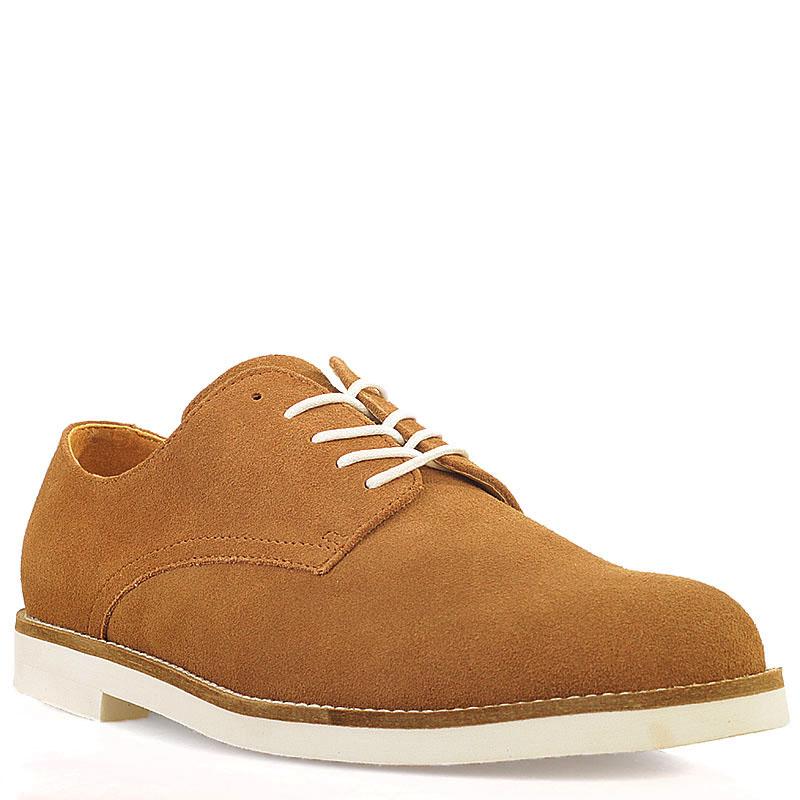 мужские коричневые  ботинки chucky toasted coconut BBS13023A - цена, описание, фото 1