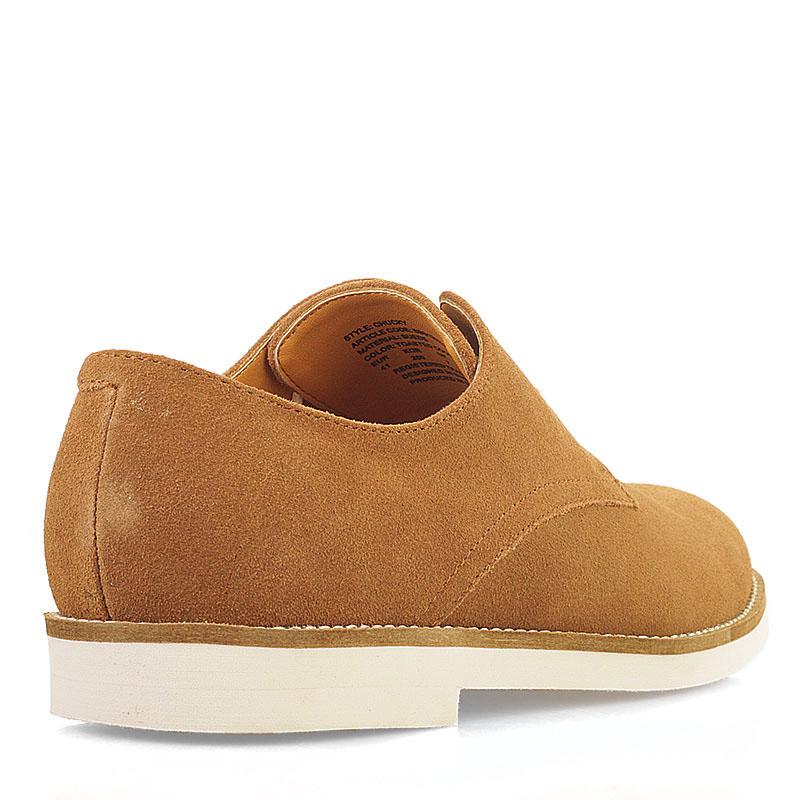 мужские коричневые  ботинки chucky toasted coconut BBS13023A - цена, описание, фото 2