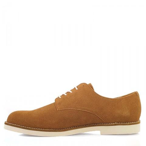 мужские коричневые  ботинки chucky toasted coconut BBS13023A - цена, описание, фото 3