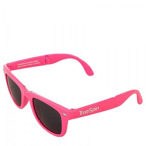мужские розовые  очки folding Sunglasses-pink - цена, описание, фото 1