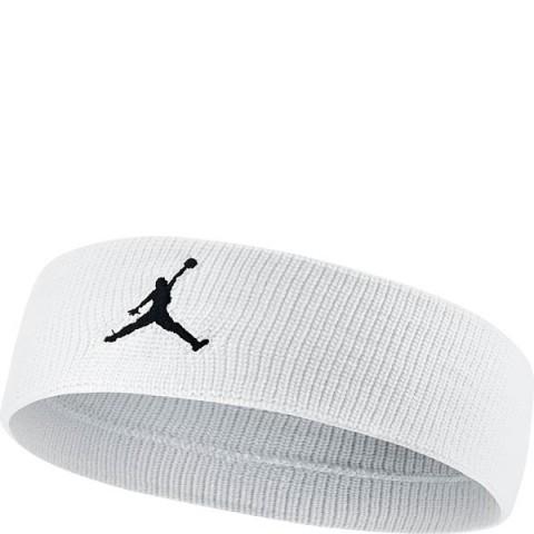 мужскую белую  повязка jordan dminate headband 519603-100 - цена, описание, фото 1