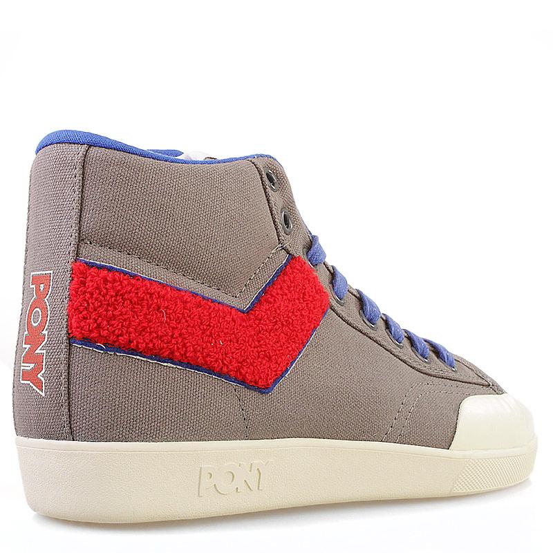 мужские серые  кроссовки vintage slamdunk 10113-FTR-39 - цена, описание, фото 2