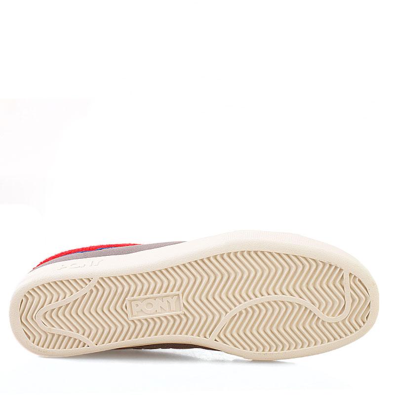 мужские серые  кроссовки vintage slamdunk 10113-FTR-39 - цена, описание, фото 4