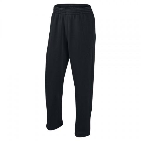 Купить мужские черные  брюки jordan 23/7 fleece в магазинах Streetball - изображение 1 картинки