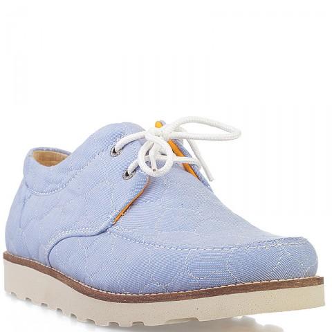 Купить мужские синие  ботинки saha trek lh в магазинах Streetball - изображение 1 картинки
