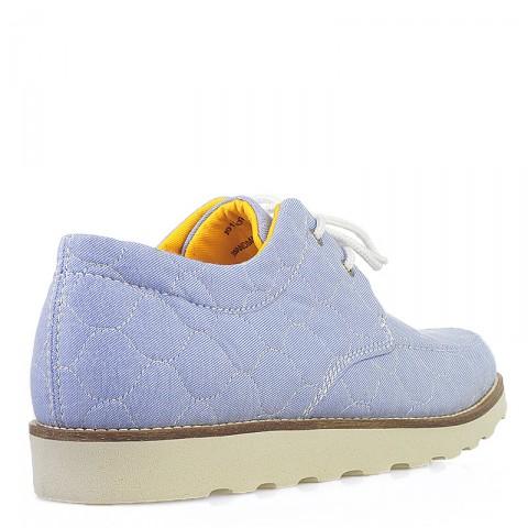 Купить мужские синие  ботинки saha trek lh в магазинах Streetball - изображение 2 картинки