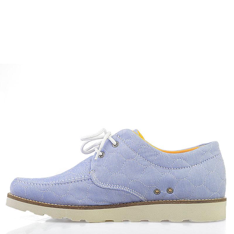 Купить мужские синие  ботинки saha trek lh в магазинах Streetball изображение - 3 картинки