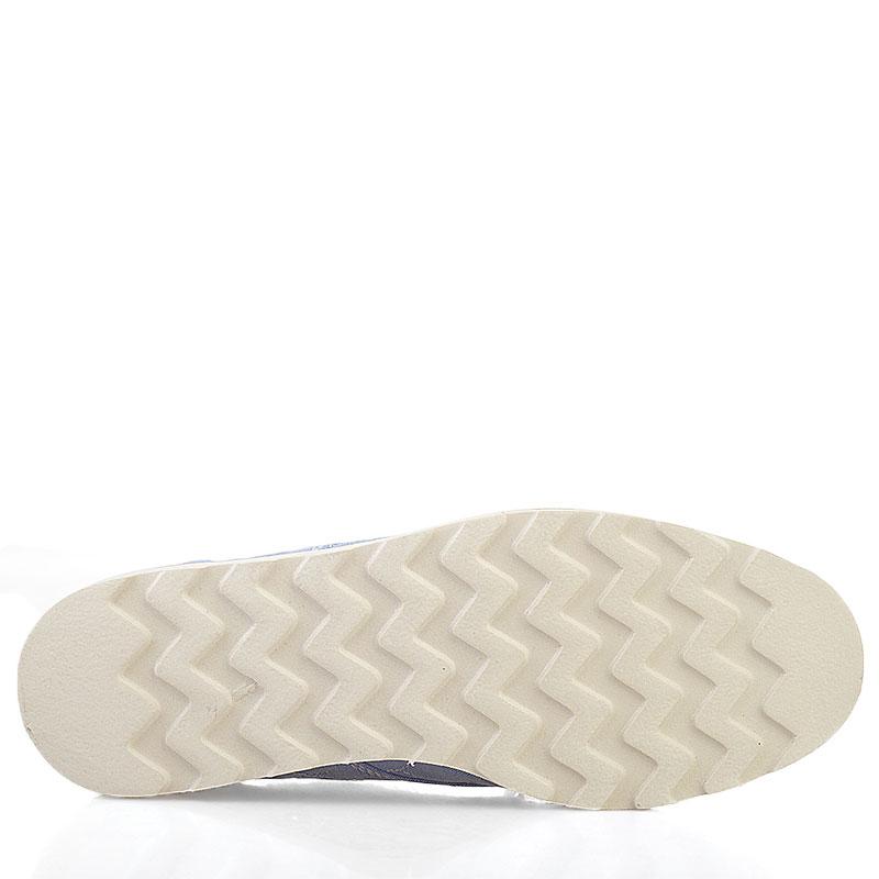 Купить мужские синие  ботинки saha trek lh в магазинах Streetball изображение - 4 картинки