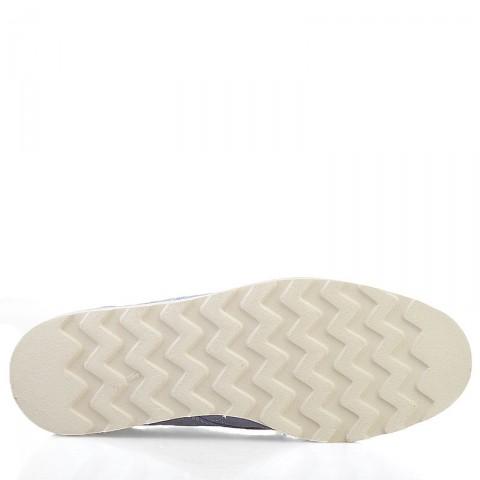 Купить мужские синие  ботинки saha trek lh в магазинах Streetball - изображение 4 картинки
