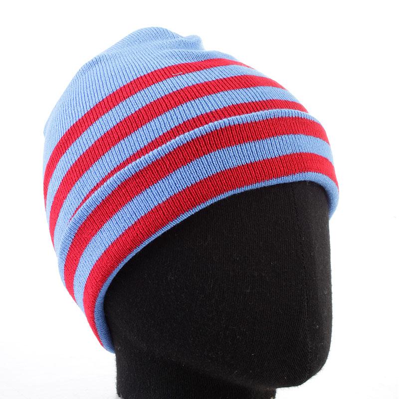 Шапка Marina beanieШапки<br>100% акрил<br><br>Цвет: голубой<br>Размеры US: 1SIZE