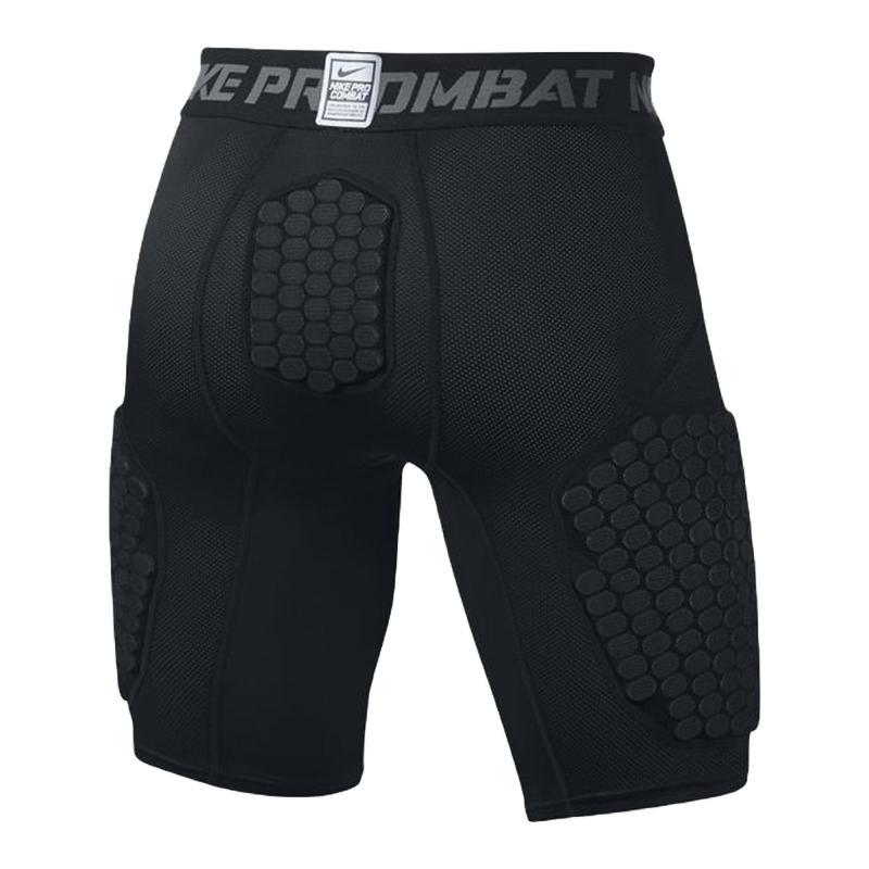 мужские черные  шорты hyprstrg low pro 574512-010 - цена, описание, фото 2