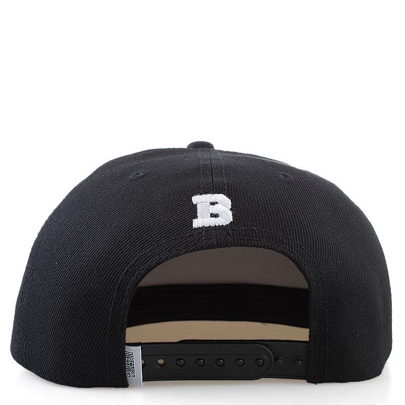 мужскую черную  кепка ABC-B-black - цена, описание, фото 2