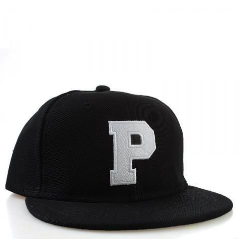 мужскую черную  кепка ABC-P-black - цена, описание, фото 1