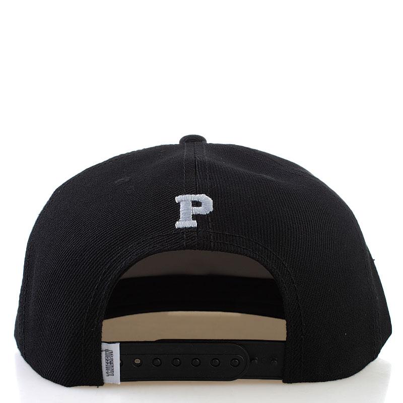 мужскую черную  кепка ABC-P-black - цена, описание, фото 2