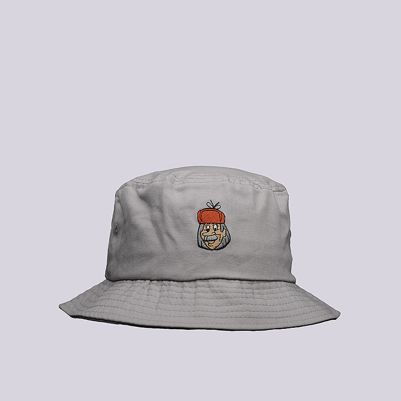 Панама Запорожец heritage PechkinКепки<br>Хлопок<br><br>Цвет: Серый<br>Размеры : S/M;L/XL