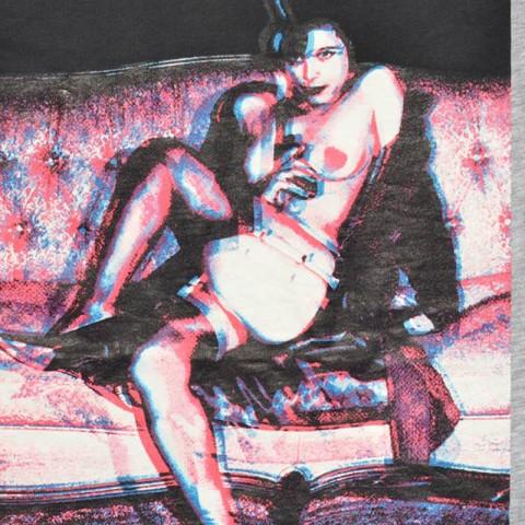 женскую серую  футболка gunshot loose 6200-0118/8931 - цена, описание, фото 2