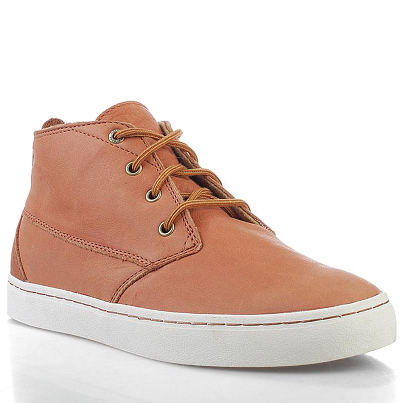Купить мужские коричневые  ботинки randall в магазинах Streetball изображение - 1 картинки