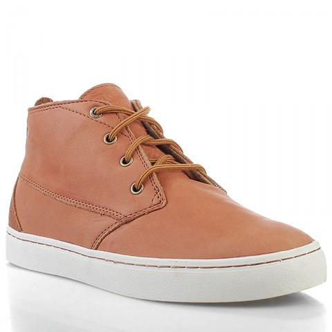 Купить мужские коричневые  ботинки randall в магазинах Streetball - изображение 1 картинки