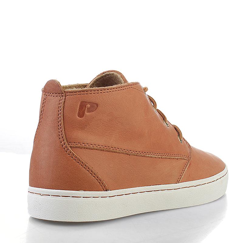 Купить мужские коричневые  ботинки randall в магазинах Streetball изображение - 2 картинки