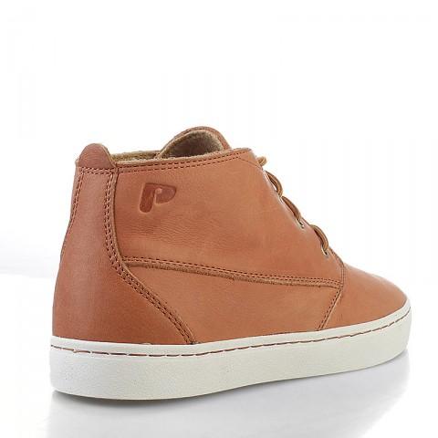 Купить мужские коричневые  ботинки randall в магазинах Streetball - изображение 2 картинки