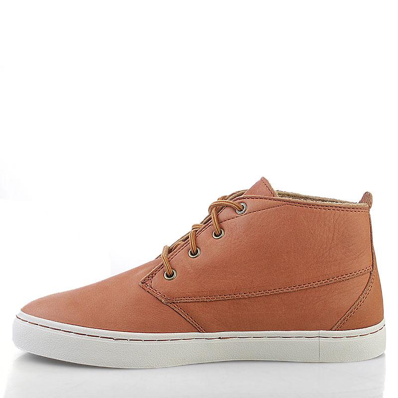 Купить мужские коричневые  ботинки randall в магазинах Streetball изображение - 3 картинки