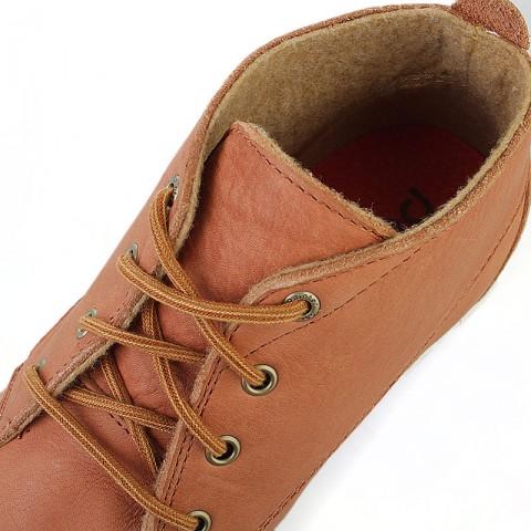 Купить мужские коричневые  ботинки randall в магазинах Streetball - изображение 5 картинки