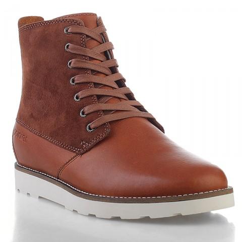 Купить мужские коричневые  ботинки caine в магазинах Streetball - изображение 1 картинки