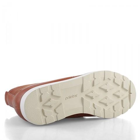Купить мужские коричневые  ботинки caine в магазинах Streetball - изображение 6 картинки