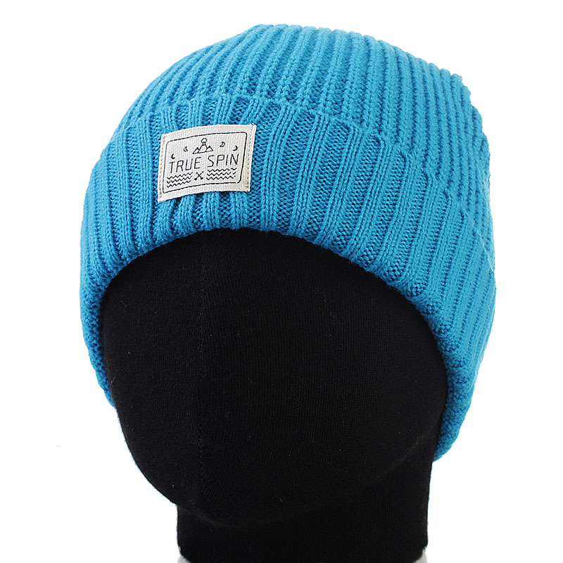 мужскую синюю  шапка native patch-nzvy - цена, описание, фото 1
