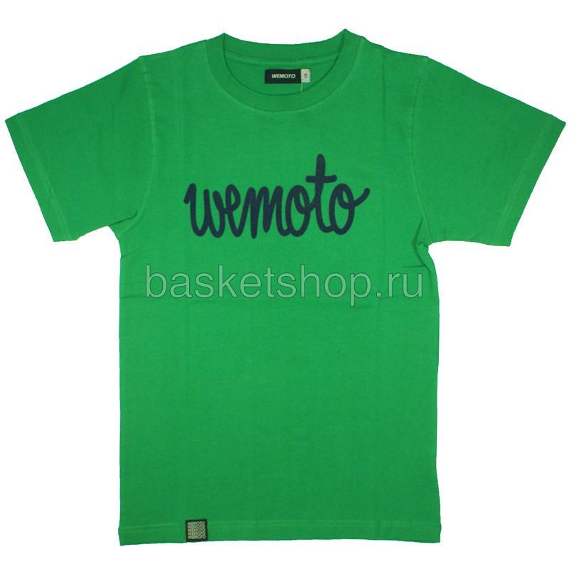 ФутболкаФутболки<br>хлопок<br><br>Цвет: зеленый<br>Размеры US: S<br>Пол: Мужской