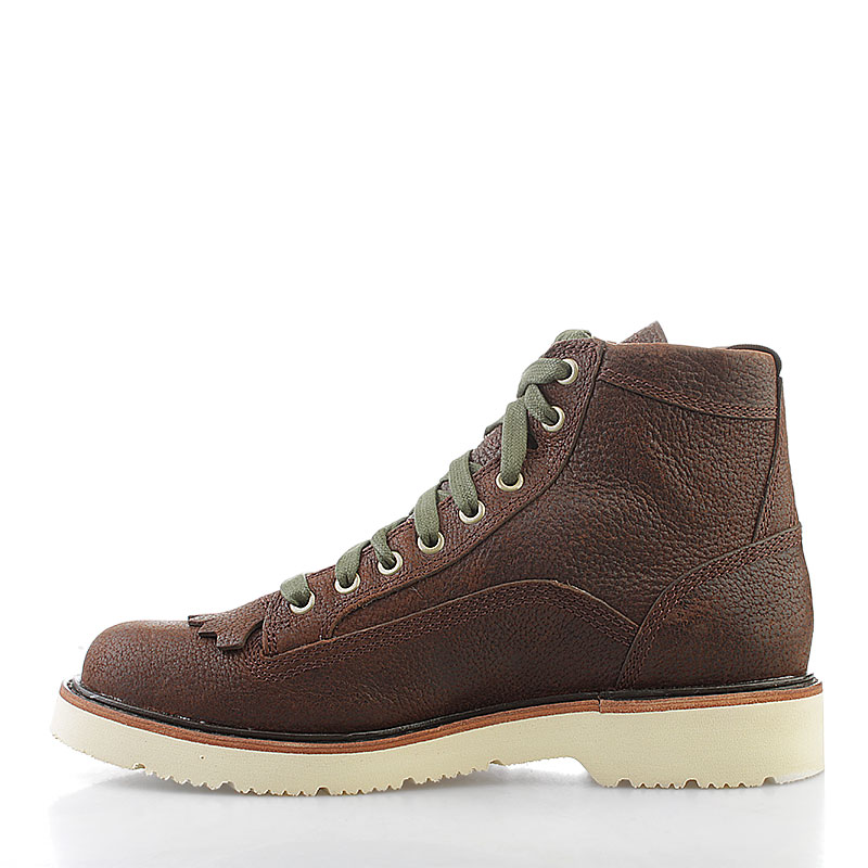 мужские коричневые  ботинки timberland abington tbl6763rm - цена, описание, фото 3
