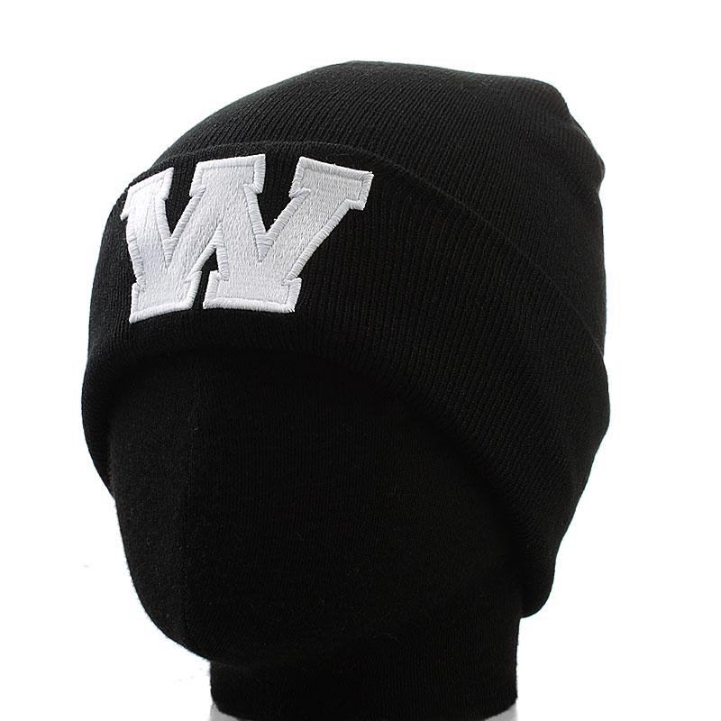 мужскую черную  шапка abc-w beanie - цена, описание, фото 1