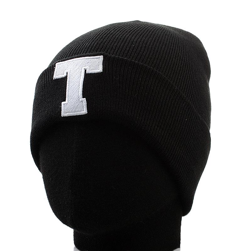 мужскую черную  шапка  abc-t beanie - цена, описание, фото 1