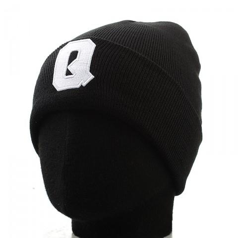 мужскую черную  шапка abc-q beanie - цена, описание, фото 1