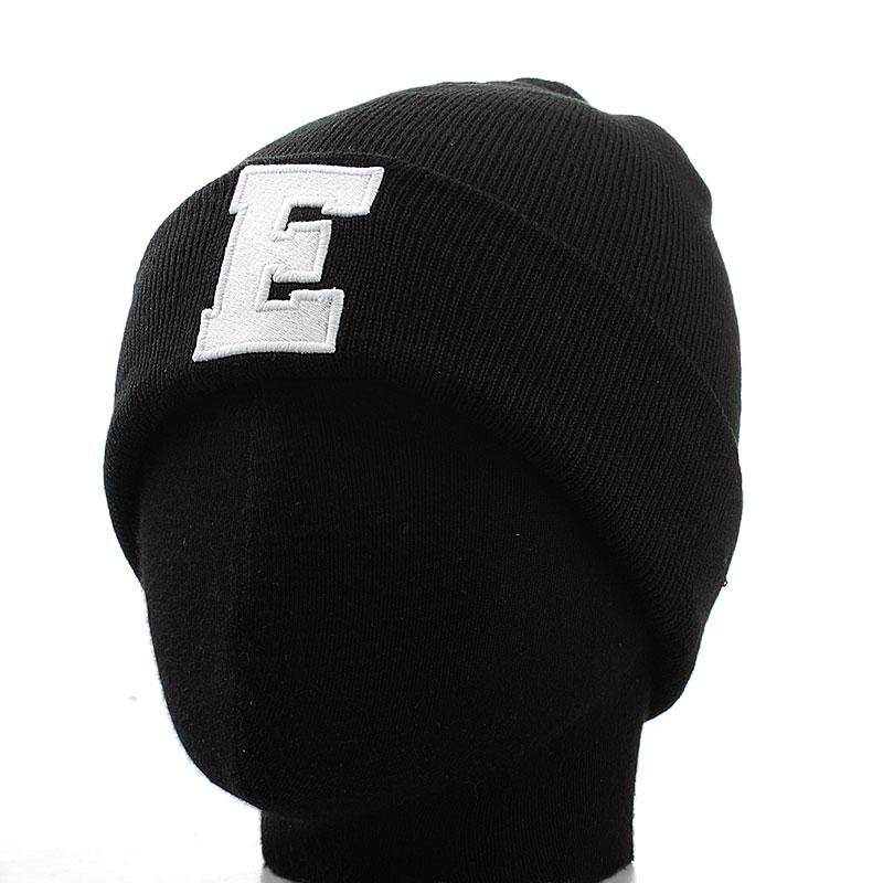 мужскую черную  шапка abc-e beanie - цена, описание, фото 1