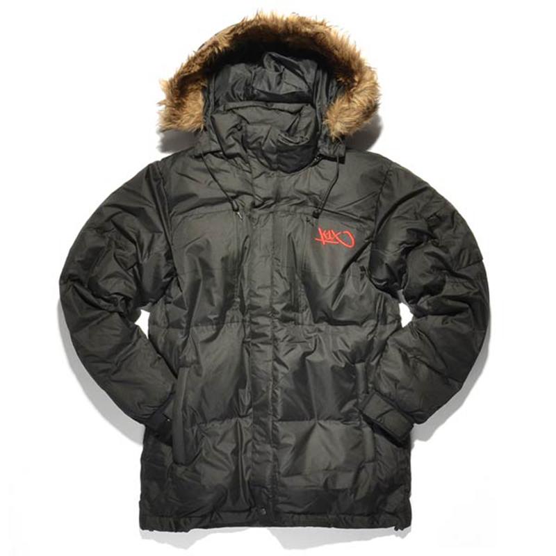 Куртка Goosebump Defender Mk4Куртки, пуховики<br>100% полиэстер<br>наполнитель: наполнитель: 50% пух, 50% перо<br><br>Цвет: черный<br>Размеры US: 2XL<br>Пол: Мужской