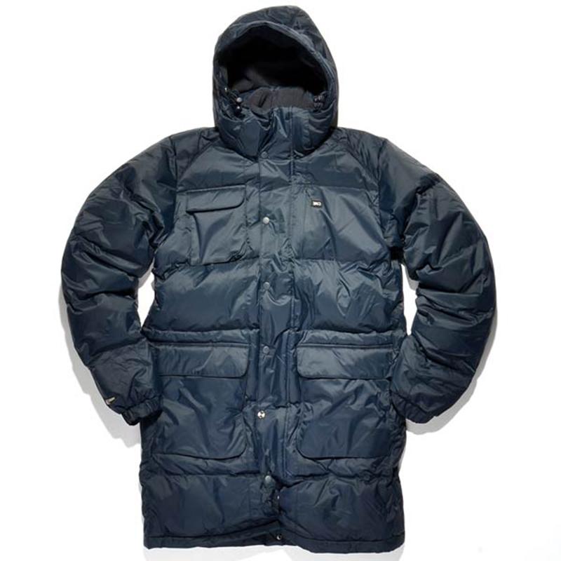 Куртка K1X 72 DownКуртки, пуховики<br>100% полиэстер<br>наполнитель: 50% пух, 50% перо<br><br>Цвет: синий<br>Размеры US: 2XL<br>Пол: Мужской