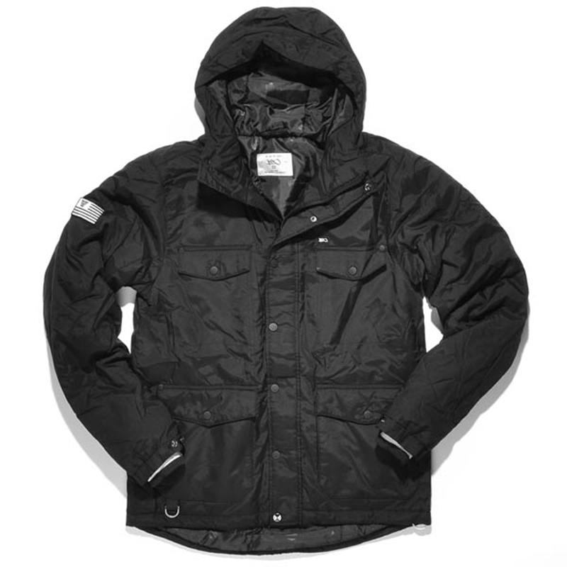 Куртка K1X Urban Hooded Mk6