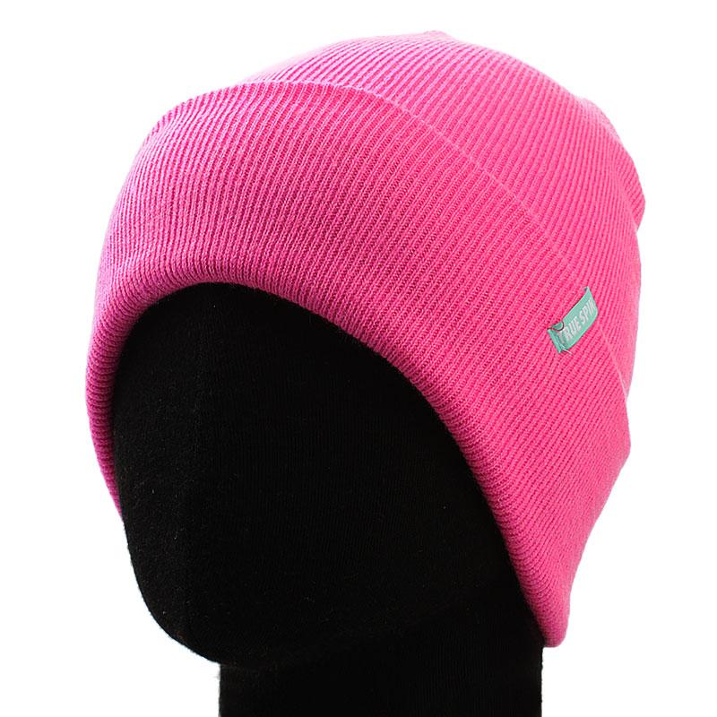 Шапка True Spin NeonШапки<br>100% акрил<br><br>Цвет: розовый<br>Размеры : OS