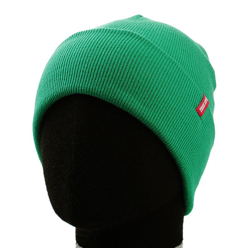 Шапка True Spin NeonШапки<br>100% акрил<br><br>Цвет: зеленый<br>Размеры : OS