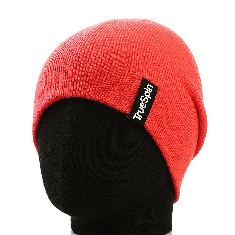 Шапка True Spin Basic Styles от True spin (fw13-red) купить по цене ... 16ed4c9a90a04