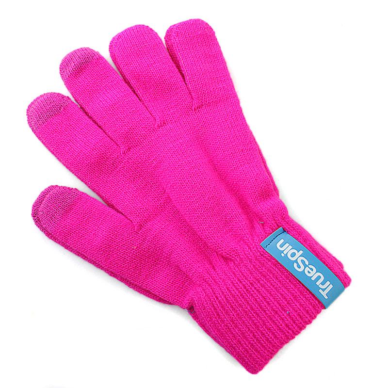 мужские розовые  перчатки touch glove-pink - цена, описание, фото 1
