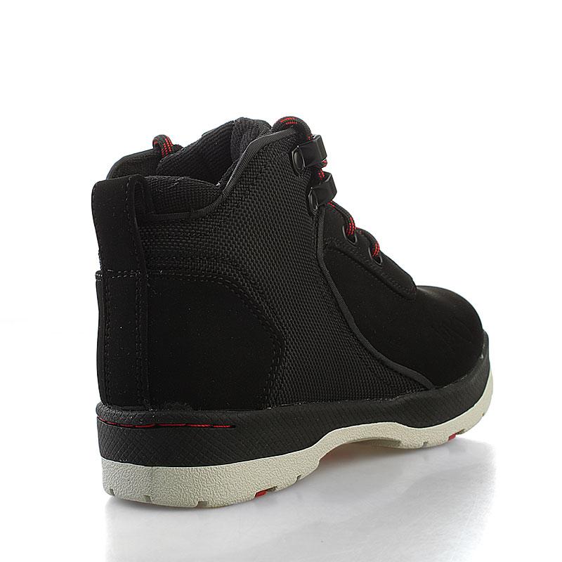 детские черные  ботинки k1x h1ke le gs 1000-0182/0220 - цена, описание, фото 2