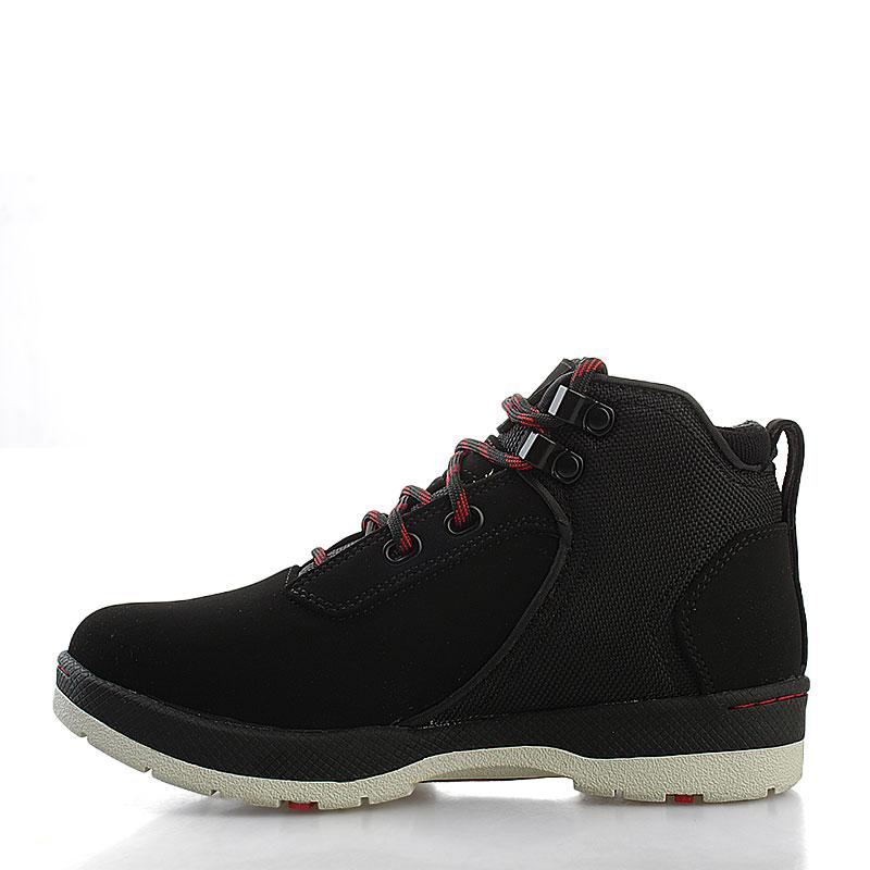 детские черные  ботинки k1x h1ke le gs 1000-0182/0220 - цена, описание, фото 3