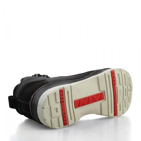 детские черные  ботинки k1x h1ke le gs 1000-0182/0220 - цена, описание, фото 4